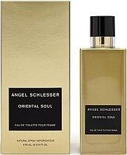 Düfte, Parfümerie und Kosmetik Angel Schlesser Oriental Soul Pour Femme - Eau de Toilette