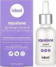 Düfte, Parfümerie und Kosmetik Gesichtsöl - Indeed Laboratories Squalane Facial Oil
