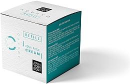 Düfte, Parfümerie und Kosmetik Feuchtigkeitsspendende Tagescreme mit Hyaluronsäure - AQUAYO Aqua Face Cream (Refill)