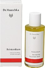 Düfte, Parfümerie und Kosmetik Belebendes Beintonikum - Dr. Hauschka Revitalising Leg Tonic