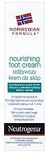 Düfte, Parfümerie und Kosmetik Tief pflegende Hand- und Fußcreme - Neutrogena Nourishing Foot Cream 24H