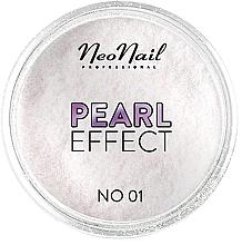 Düfte, Parfümerie und Kosmetik Negeldesign-Puder mit Perlen-Effekt - NeoNail Professional Pearl Effect