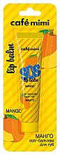 Düfte, Parfümerie und Kosmetik Lippenbalsam mit Mango - Cafe mimi Sos Lip Balm Mango