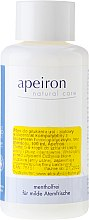 Düfte, Parfümerie und Kosmetik Mentholfreie Mundspülung für milde Atemfrische - Apeiron Auromere Herbal Concentrated Mouthwash Homeopathic