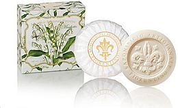 Düfte, Parfümerie und Kosmetik Naturseife Lily Of The Valley - Saponificio Artigianale Fiorentino Lily Of The Valley Soap