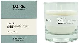 Düfte, Parfümerie und Kosmetik Duftkerze im Glas Myrtle - Ambientair Lab Co. Myrtle