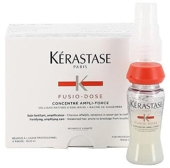 Intensive Behandlung für geschwächtes Haar - Kerastase Fusio-Dose Ampli Force Concentrate