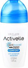 Düfte, Parfümerie und Kosmetik Antitranspirant Roll-on - Oriflame Activelle Comfort Anti-Perspirant Deodorant