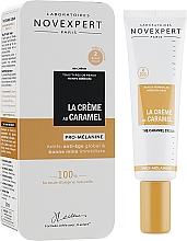 Düfte, Parfümerie und Kosmetik BB Creme gegen die ersten Falten - Novexpert The Caramel Cream Golden Glow