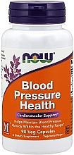 Düfte, Parfümerie und Kosmetik Nahrungsergänzungsmittel zur Regulierung des Blutdrucks - Now Foods Blood Pressure Health