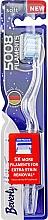 Düfte, Parfümerie und Kosmetik Zahnbürste weich 5008 Filament weiß-blau - Beverly Hills Formula 5008 Filament Multi-Colour Toothbrush
