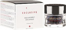 Düfte, Parfümerie und Kosmetik Gesichtskapseln für einen strahlenden Teint - Skincode Exclusive Cellular Perfect Skin Capsules