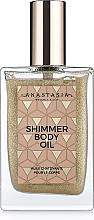 Düfte, Parfümerie und Kosmetik Schimmerndes Körperöl - Anastasia Beverly Hills Shimmer Body Oil
