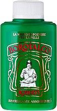 Düfte, Parfümerie und Kosmetik Erfrischender Körperpuder mit Talkum - Borotalco Talcum Powder Refreshing Absorbing