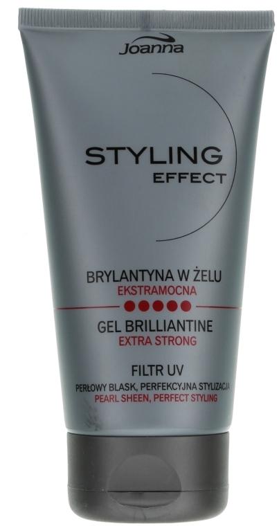Haargel für mehr Glanz - Joanna Styling Effect Gel Brilliantine — Bild N1