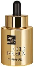 Düfte, Parfümerie und Kosmetik Verjüngendes Gesichtsserum mit reinem Gold - Diego Dalla Palma Gold Infusion