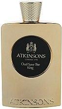 Düfte, Parfümerie und Kosmetik Atkinsons Oud Save The King - Eau de Parfum (Tester mit Deckel)