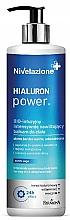 Düfte, Parfümerie und Kosmetik Intensiv feuchtigkeitsspendender Körperbalsam mit Hyaluronsäure, Vitamin E und Harnstoff - Farmona Nivelazione Hyaluron Power Body Balm