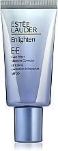 Düfte, Parfümerie und Kosmetik Cremiger Concealer - Estee Lauder Enlighten Even Effect Skintone Corrector EE Creme SPF30