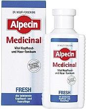 Düfte, Parfümerie und Kosmetik Vital Kopfhaut- und Haar-Tonikum - Alpecin Medical Fresh