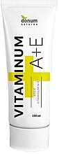 Düfte, Parfümerie und Kosmetik Schützende Körpercreme mit Vitaminen A und E - Miamed Donum A+E
