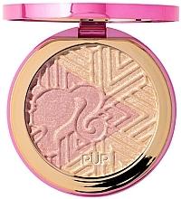 Düfte, Parfümerie und Kosmetik Highlighter - Pur X Barbie Confident Glow Signature Illuminating Highlighter