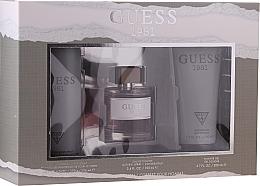 Düfte, Parfümerie und Kosmetik Guess 1981 - Duftset (Eau de Toilette 100ml + Körperspray 226ml + Duschgel 200ml)