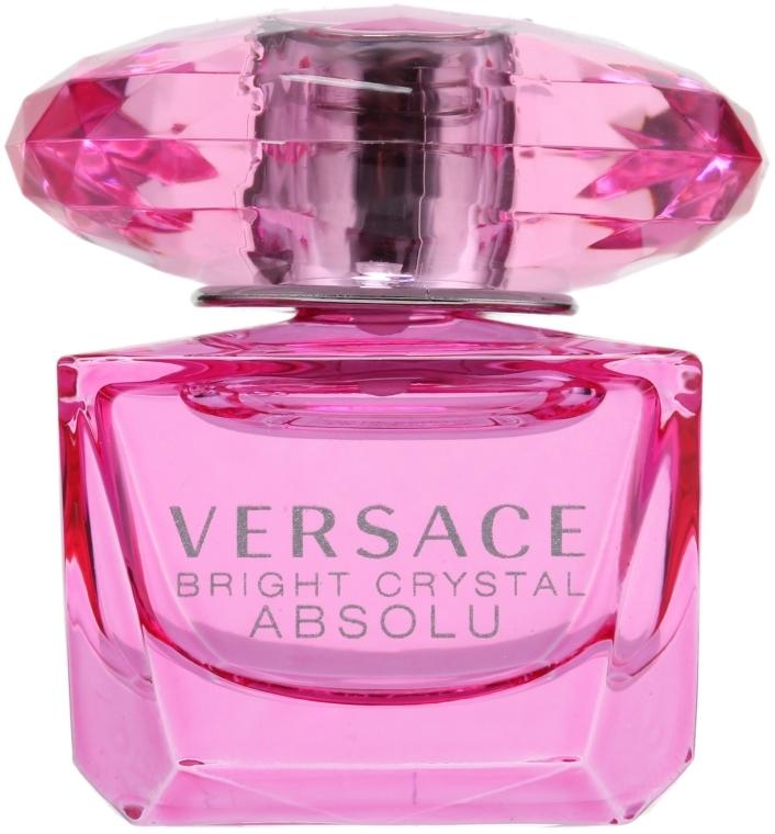 Versace Bright Crystal Absolu - Eau de Parfum (mini)  — Bild N2
