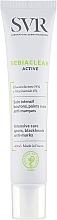 Düfte, Parfümerie und Kosmetik Aktive Gesichtscreme für fettige und zu Akne neigende Haut mit Hautunreinheiten und Mitessern - SVR Sebiaclear Active