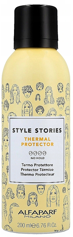 Haarspray mit Hitzeschutz - Alfaparf Style Stories Thermal Protector
