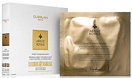 Düfte, Parfümerie und Kosmetik Feuchtigkeitsspendende Gesichtsmaske mit Honig - Guerlain Abeille Royale Honey Cataplasm Mask