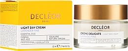 Düfte, Parfümerie und Kosmetik Feuchtigkeitsspendende Gesichtscreme - Decleor Light Day Cream Lavender Fine Firming Anti-Age