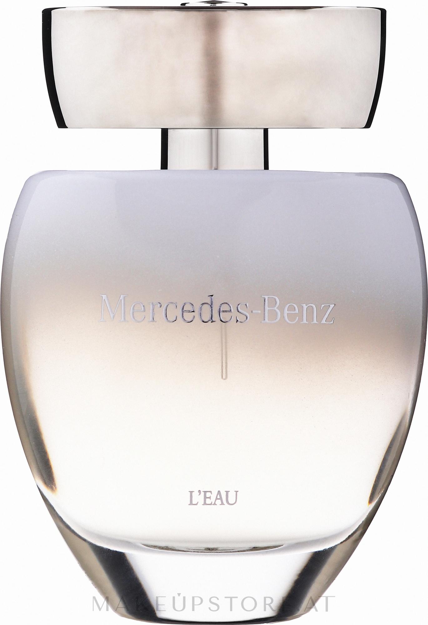Mercedes-Benz L`Eau - Eau de Toilette — Bild 60 ml