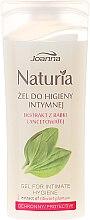 Düfte, Parfümerie und Kosmetik Schützendes Gel für die Intimhygiene - Joanna Naturia