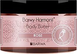 Düfte, Parfümerie und Kosmetik Körperöl mit Rosen - Barwa Harmony Body Butter Rose