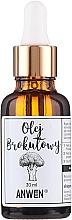 Düfte, Parfümerie und Kosmetik Unraffiniertes Brokkolisamenöl für das Haar - Anwen