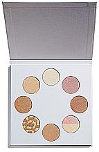 Düfte, Parfümerie und Kosmetik Highlighter-Palette - Makeup Revolution I Heart Makeup Highlighter Wardrobe