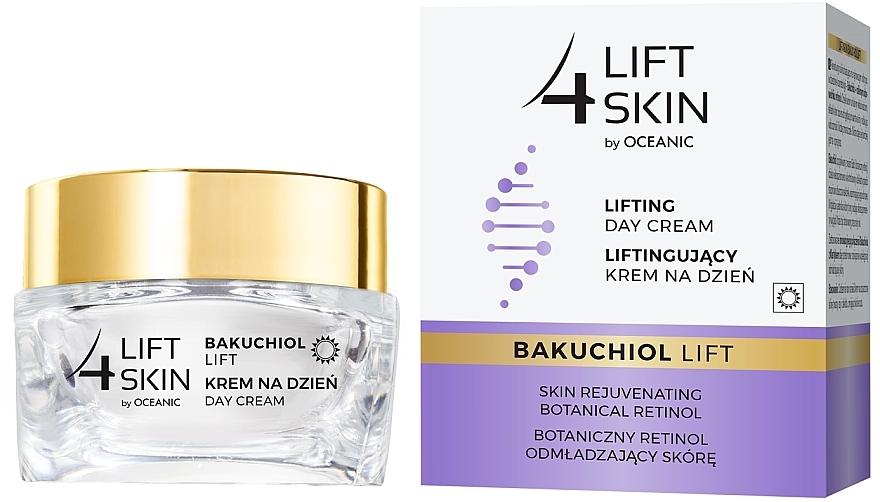 Verjüngende Gesichtscreme mit Lifting-Effekt - Lift4Skin Bakuchiol Lift Day Cream