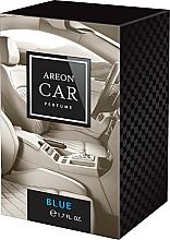 Düfte, Parfümerie und Kosmetik Autoparfüm - Areon Car Perfume Blue