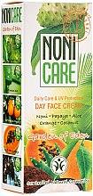 Düfte, Parfümerie und Kosmetik Pflegende Gesichtscreme mit Aloe Vera, Orange, Papaya, Noni, Kokosnuss und UV-Schutz - Nonicare Garden Of Eden Day Face Cream