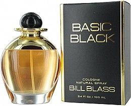 Düfte, Parfümerie und Kosmetik Bill Blass Basic Black - Eau de Cologne