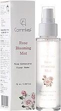 Düfte, Parfümerie und Kosmetik Gesichtsspray mit Rosenwasser - Commleaf Rose Blooming Mist