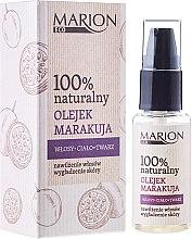 Düfte, Parfümerie und Kosmetik 100% Natürliches Maracujaöl für Haar, Körper und Gesicht - Marion Eco Oil