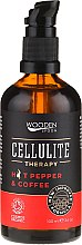 Düfte, Parfümerie und Kosmetik Anti-Cellulite Körperöl mit Chili und Ingwer - Wooden Spoon Anti-cellulite Blend