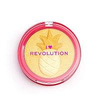 Düfte, Parfümerie und Kosmetik Highlighter - Makeup Revolution I Heart Revolution Fruity Highlighter Pineapple