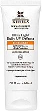 Anti-Aging Gesichtspflege mit Sonnenschutz SPF 50 - Kiehl`s Dermatologist Solutions Ultra Light Daily UV Defense SPF 50 — Bild N2