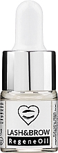 Düfte, Parfümerie und Kosmetik Regenerierendes Augenbrauen- und Wimpernöl - Lash Brow RegeneOil