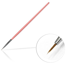 Düfte, Parfümerie und Kosmetik Schmuckpinsel 4mm, Pink - Silcare Brush 00