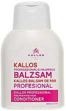 Haarspülung - Kallos Cosmetics Nourishing Conditioner — Bild N2