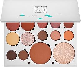 Düfte, Parfümerie und Kosmetik Make-up Palette - Ofra Pro Palette Boho